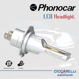 Lampadine a led H7 Phonocar