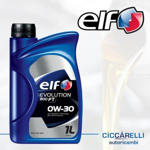 Olio Efl evolution 0W30