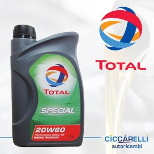Olio Total Special 20W60