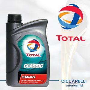 Olio Total classic 5W40