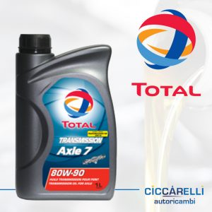 Olio Total axle7 80W90