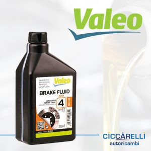 Olio freni Valeo dot4