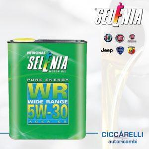 Olio Selenia WR 5W30