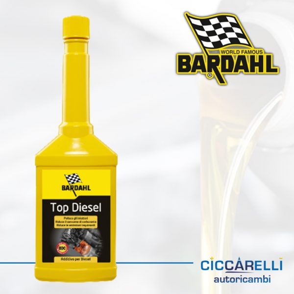 Additivo Bardalh Top Diesel