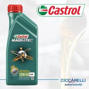 castrol olio 10W40